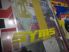 Syms Оригинальная наклейка