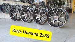 R19 спортяги, RAYS Homura 2X5S, в наличии