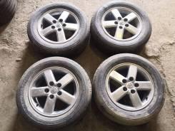 Комплект летних колёс R15 Toyota 5*114,3 Voxy, Noah