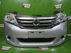 Nose cut Nissan Serena, передний