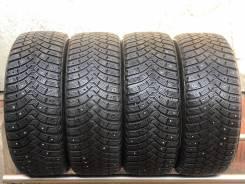 Michelin X-Ice North 2. зимние, шипованные, 2014 год, б/у, износ 30%