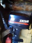 Продам двигатель Selva Naxos 9.9 (15)