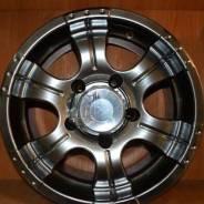 Диск колесный 16 КиК Байконур Джип-рейд 8.0*16 5*139.7 ET-15 D110.1 дарк платинум