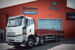 FAW J6. Бортовой грузовик , 11 050куб. см., 40 000кг., 8x4. Под заказ