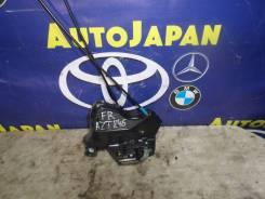 Замок двери передний правый Toyota Caldina AZT246 б/у 69030-33241