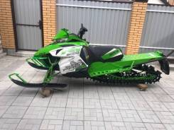 Arctic Cat M 8000 Snopro 153 Limited, 2014