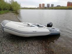 Лодка Gladiator 420 нднд