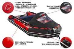 Самая крепкая лодка в РФ! Stormline Heavy Duty AL 360