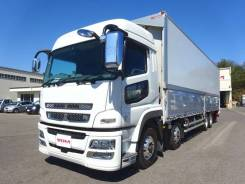 Mitsubishi Fuso Super Great, 2017