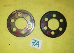 Шайба маховика Toyota 7AFE, 5A
