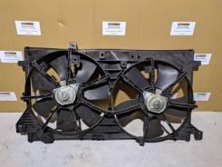 Диффузор радиатора мазда 3 BL 2009 2012