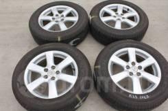 225/65 R17 Bridgestone Dueler H/L литые диски 5х114.3