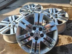 Литье диски Nissan R16 5/114.3