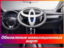 Toyota Venza карты с номерами домов 2020г