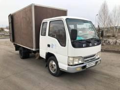 FAW CA1041. Грузовой фургон FAW 1041 (A010801) со спальником, 3 200куб. см., 2 000кг., 4x2
