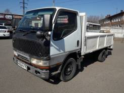 Mitsubishi Fuso Canter. 1998 гв, объём 2800, 4М40, 1500 кг, 2 800куб. см., 2 000кг., 4x2