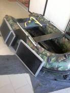 Badger Hunting Line. длина 3,00м., двигатель без двигателя, 10,00л.с.