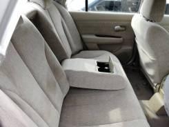Сиденье. Nissan Tiida Latio, SC11, SNC11 HR15DE