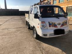 Kia Bongo III. Продаётся грузовик Kia bongo 3, 2 900куб. см., 1 000кг., 4x4