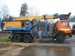 EW-25-M1.103 на шасси КамАЗ-651113, 2010