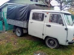 УАЗ-390945 Фермер. Продам , 2 693куб. см., 1 075кг., 4x4