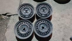 Комплект Б/П Штампованных дисков R-15 сверловка 4*100 на Тойоты, Хонды
