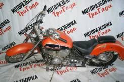 Мотоцикл Yamaha Drag Star 400 Classic, 1999г, полностью в разбор