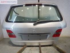 Крышка (дверь) багажника Mercedes W245 (B Class) 2008 (Хетчбэк 5дв)