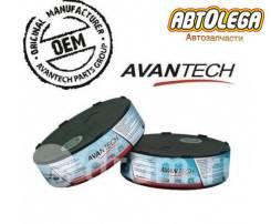 Диск тормозной передний Avantech Toyota Hiace (04-)