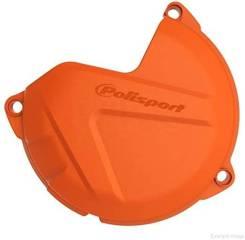 Защита крышки сцепления Polisport KTM 2T 250/300 Оранж