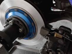 Проточка тормозных дисков( без снятия)