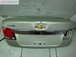 Крышка (дверь) багажника Chevrolet Cruze (J300) 2013 (Седан)