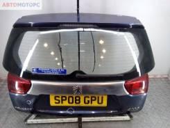 Крышка (дверь) багажника Peugeot 4007 2008 (Минивэн)