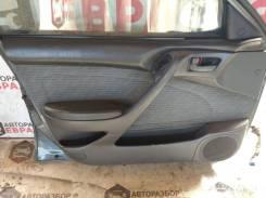 Обшивка двери передняя левая Тойота Калдина 1995 год
