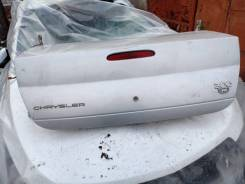 Крышка багажника chrysler 300m