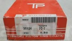 Кольца поршневые TP-35924 Toyota 2C new +0.50