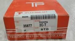 Кольца поршневые TP-35877 Toyota 2C-T STD