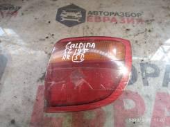 Фонарь задний правый Тойота Калдина 1995 год рессорная