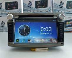 Штатное головное устройство Subaru Outback BR 2009-2015 г