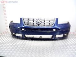 Бампер передний Volkswagen Sharan, 2005 (Минивэн)
