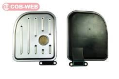 Фильтр АКПП с прокладкой поддона COB-WEB 114080