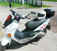 Suzuki Avenis 150, 1998