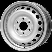 Alcar Stahlrad 6022 6,5x16 6x125 et68 74,1 silver