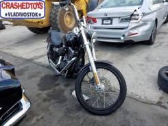 Harley-Davidson Dyna Wide Glide FXDWG 37837, 2012