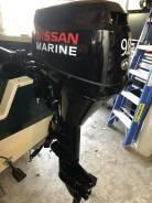 Лодочный мотор Nissan marine 9.8 4хт
