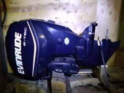 Продам лодочный мотор Эвинруд E-Tec 115 л. с. Новый.