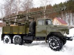Буровая УГБ-50м, 1989