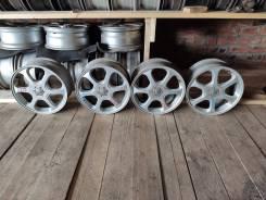 Комплект литых дисков R17, 5x114, 5x100