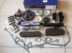 Комплект ГРМ ЗМЗ 405, 406, 409 полный 72-92 зв. (двухрядная цепь)