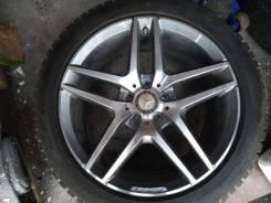 Диски литые оригинальные Mercedes 5*112 19 новые